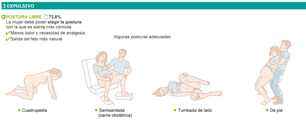"""Artículo de """"Recomendaciones para un parto normal"""""""