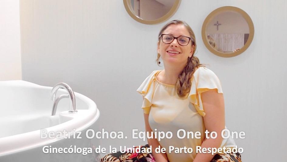 Equipo de Parto Natural Madrid. Beatriz Ochoa.
